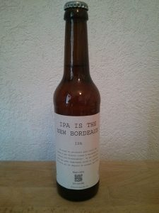 IPA is the new Bordeaux
