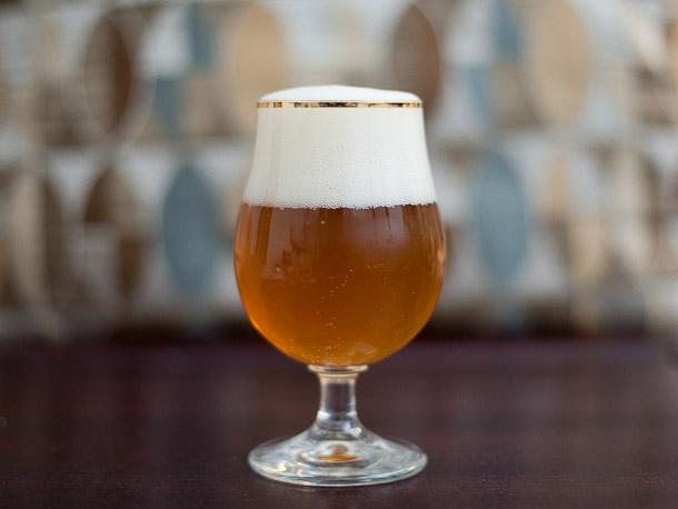 Nouvelle bière : Belge Triple